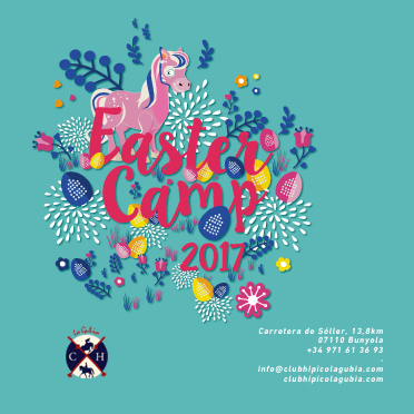 Easter Camp 2017 Club Hípico La Gubia